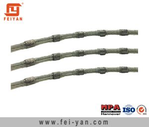 Diamond Multi Wires for Granite Slab Cutting pictures & photos