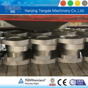 Extruder Spare Part Kneading Block with High Quality pictures & photos
