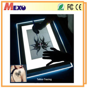 A3 A4 A5 Artcraft Tattoo Tracing LED Light Pad Light Box pictures & photos