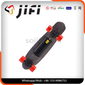 4-Wheel Electric Skateboard Self Balance Hoverboard with Remote Control pictures & photos