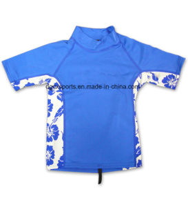 New Style Children Lycra Rash Vest pictures & photos