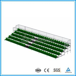 Aluminum Movable Stand Seat for Volleyball Game / Stadium pictures & photos