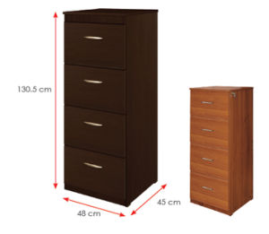 Wooden Wardrobe /Nightstands /Shoes Case /Side Cabinet (HX-DR359) pictures & photos
