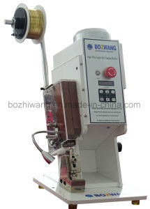 Bzw Pneumatic Mute Brass Belt Crimping Machine pictures & photos