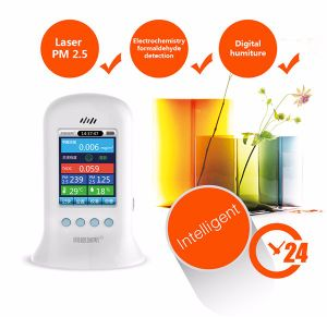 Air Quality Monitor Temperature Humidity Meter Particle Counter pictures & photos