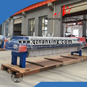 Automatic Industrial Sewage Filter Press pictures & photos