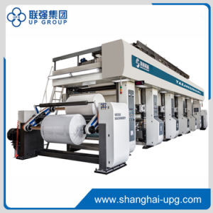 Automatic Rotogravure Printing Press for Decorative Paper (ZHMG-402250) pictures & photos