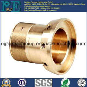 High Quality Brass Female Thread Connector pictures & photos