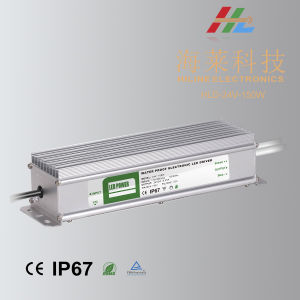 LED Waterproof Power Supply 150W pictures & photos