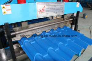 Yx40-184-900 Steel Tile Roll Forming Machine (single mould) pictures & photos