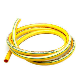 PVC High Pressure Air Hose KS-16HG Yellow pictures & photos