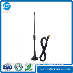 900/1800 MHz GSM Omni Directional Antenna with Right Angle SMA Male Connector pictures & photos