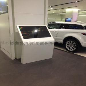 Large Screen Interactive Digital Signage Information Table Display POS Kiosk pictures & photos