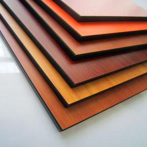 Public Areas Decorative High-Pressure Laminate Sheet pictures & photos