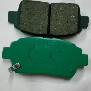 No Noise and Low Dust Brake Pad with Japanese Formula (D1604) pictures & photos