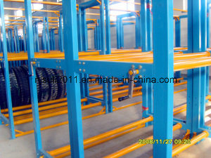 Warehouse Selective tyre Racking/Tire Rack Ce Approved pictures & photos