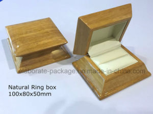 2016 New Design Fashion Wood Jewelry Set Box pictures & photos