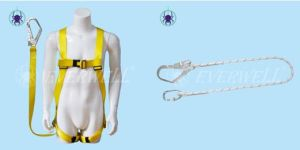 Full Body Harness with One-Point Fixed Mode and Three Adjustment Points (EW0110H) -Set5