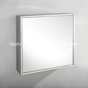 Moddren Stainless Steel furniture Bathroom Accessory Mirror Cabinet 7014 pictures & photos