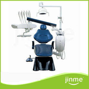 German Water Tube European PU Leather Dental Chair pictures & photos