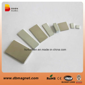 Block Neodymium Magnet for Environment Protection Equipment pictures & photos