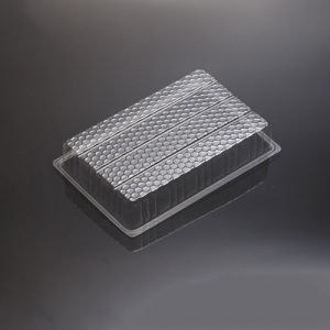 OEM disposable cakies package clear tray food blister(PP blister) pictures & photos