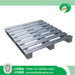 Customized Galvanized Metal Pallet for Warehouse by Forkfit pictures & photos