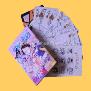 Best Selling Hot Chinese Products Anime Card Game Cards for Kids pictures & photos