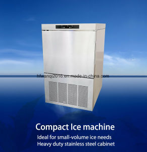 New Compact Ice Machines with Heavy Duty Stainless Steel Design (20kg) pictures & photos