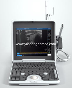 Factory Price 12.1 Inch LED Laptop Ultrasound Scanner pictures & photos