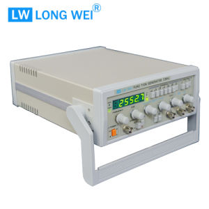 Lw Lw1642 Leading Frequency Generator 5MHz Portable Function Generator pictures & photos