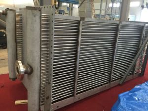 ASME/Ce-PED Approved Tube Frame Heat Exchanger pictures & photos
