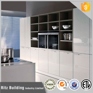 American Standard Modern Furniture Type Modular Kitchen Cabinet pictures & photos