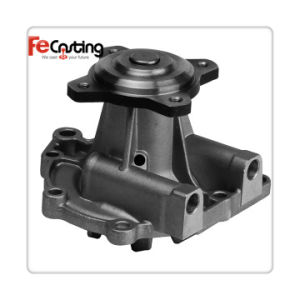 Custom Investment Casting for Machining Parts in Gray Iron pictures & photos