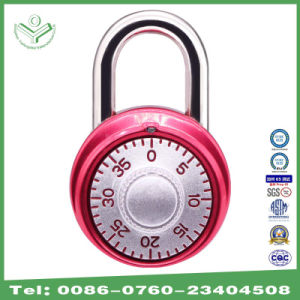 40mm Aluminum Alloy Combination Padlock pictures & photos