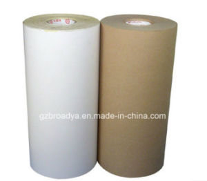High Quality White or Brown Kraft Paper for Packaging pictures & photos