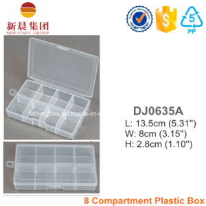 8 Compartment Storage Box pictures & photos