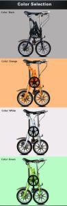 14 Inch Bike Two Wheels Folding Portable Bike pictures & photos