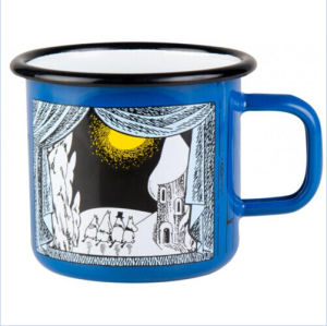 High Quality Customized Decals Enamel Mug/Cup pictures & photos