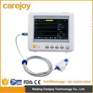 Cheap Professional Ce Approved Portable Multi Parameter Patient Monitor Equipment pictures & photos