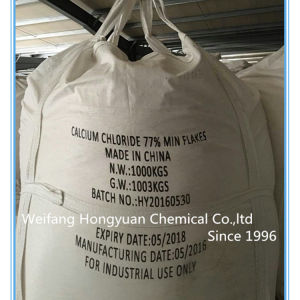 Calcium Chloride Flakes pictures & photos