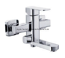 Zinc Material Single Lever Bath-Shower Mixer Z69813 pictures & photos