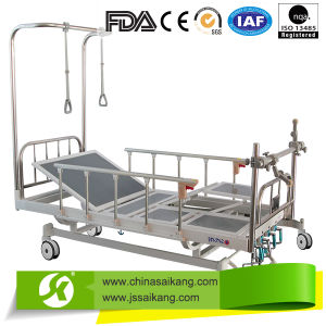 FDA Factory Beautiful Therapy Traction Bed pictures & photos