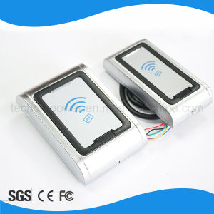 Outdoor Metal Access Control Reader Wiegand Smart Card Reader pictures & photos