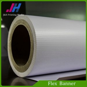 Outdoor Advertising Flex Banner with High Glossy pictures & photos
