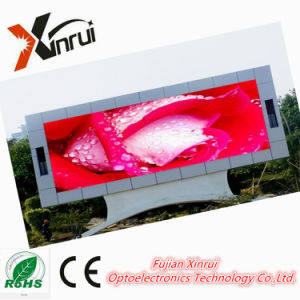 Outdoor P6 LED Modules Screen Display pictures & photos