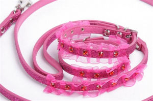 Beautiful Lace Pet Collar, Puppy Fashion Dog Collar pictures & photos