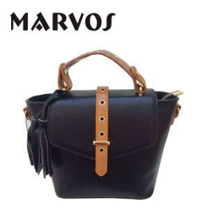 China Wholesale Leather Handbag / Lady′s Tote Handbag Ma1650