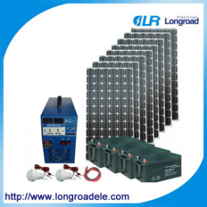 Solar Panel System 3000W, Light Weight Solar Panel pictures & photos