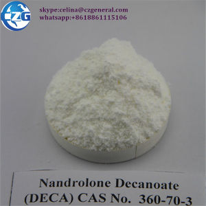 99% Purity Deca Steroid Powder Nandrolone Decanoate CAS: 360-70-3 pictures & photos